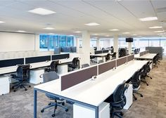 Task | Case Studies | Amlin Chelmsford Office Design Concepts, Office Environment, Office Interiors, Case Study, Space, Projects, Furniture, Home Decor, Display