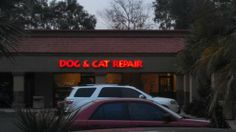 I am not a pet owner, but I am not sure this is where I want to take a dog or cat... Just Saying...