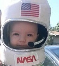My little astronaut Todd Leon is now part of the world's cutest photo gallery. Please vote for this photo. The photo with the most votes wins The CuteKid People's Choice Award
