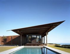 Montecito Residence California : Barton Myers Architects
