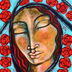 Shiloh Sophia McCloud Gallery | Our Lady of the Red Thread, Shiloh's blog exploring art, faith ...