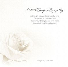 Condolence Deepest Sympathy Cards With Beautiful Messages. Share these lovely sympathy, condolences cards with grief stricken family and friends. Sympathy Messages For Loss, Sympathy Verses, Words Of Sympathy, Sympathy Cards, Greeting Cards, Words Of Condolence, Fb Quote, Deepest Sympathy, Afrikaans Quotes