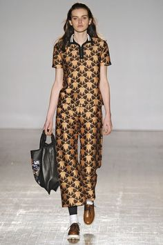 Mother of Pearl London Fashion Week A/W15