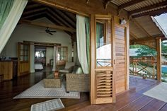 Water's Edge Cottage at Calabash Cove in St. Lucia