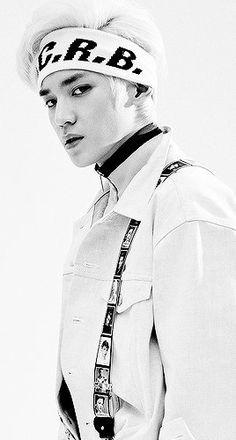TAEYONG #NCT U #THE 7TH SENSE