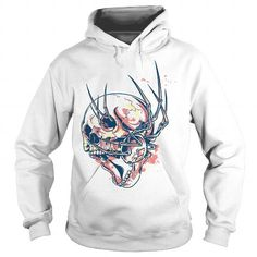 your family and friend:  Spider Skull - Illustration - Hoodies Tee Shirts T-Shirts
