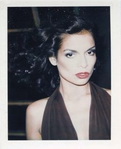 Bianca by Andy Warhol.
