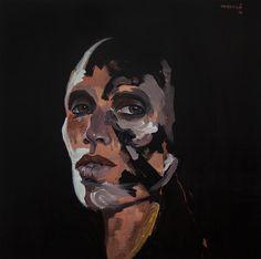 Portrait of Carolina Sarria - Marcello Castellani