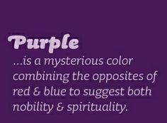 The Color Thesaurus Purple Hair Coloring And Violets