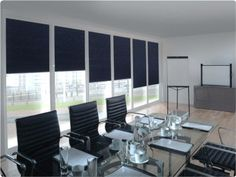 7 Things To Avoid When Selecting Roller Blinds #rollerblinds #office #blinds