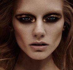 Copper #eyes.