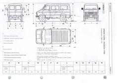 Medidas interiores de las furgos y 4x4 off road aenturas y vehiculos pinterest 4x4 - Medidas interiores furgonetas ...