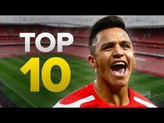 Arsenal's Top 10 Goal Scorers Ever   Ft. Thierry Henry  & Joe Hulme