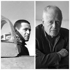 James Salter-Air Force-WW2-Japan  (Novelist) The Hunters, Downhill Racer