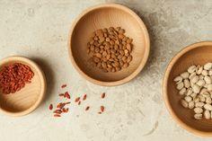 Beech bowls /Miski bukowe