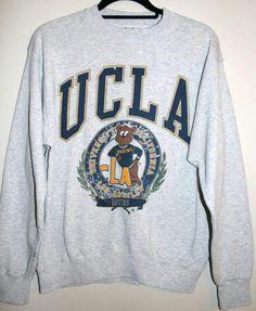 Vintage UCLA crewneck sweatshirt