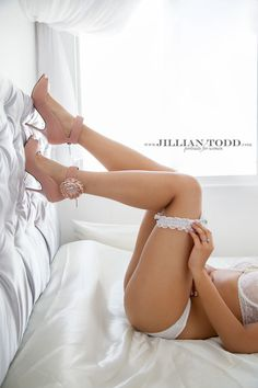Bridal Boudoir: Celebrate your love and have him pull you down the aisle to the waiting limo! Bridal Boudoir is a gift for you AND your Groom. Pre wedding boudoir by: San Francisco Bay Area Boudoir Photographer Jillian Todd