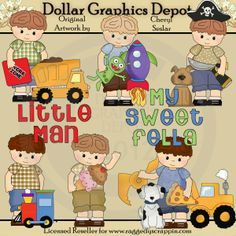 Little Luke - Everyday Boy - $1.00 : Dollar Graphics Depot, Your Dollar Graphic Store