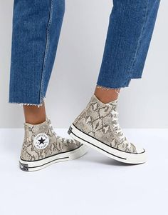 2converse all star animalier