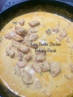 Easy Butter Chicken recipe by Rehana Parak posted on 18 Oct 2018 . Recipe has a rating of by 3 members and the recipe belongs in the Chicken recipes category Real Food Recipes, Chicken Recipes, Fresh Cream, Gluten Free Chicken, Food Categories, Marinated Chicken, Butter Chicken, How To Cook Chicken, Cheeseburger Chowder