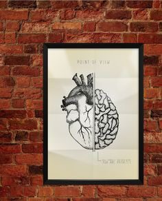 MOSHITA — Heart vs. Brain Heart and Brain point of view...