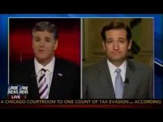 Sen. Ted Cruz with Sean Hannity on Harry Reid's Shutdown