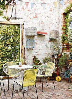 Nice outdoor space.