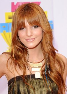 Prom Hairstyles for Long Hair with Bangs