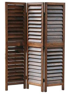 The Venetian Screen has shutters and a hardwood frame a premium room divider with classic style! Find folding screens. #privacy #privacyfenceidea #interiordesign #interiorarchitecture #interiordecor #interiordesignideas