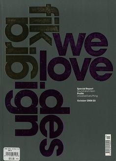 Grafik: Issue 145- black on black #graphicdesign