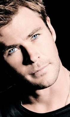Chris Hemsworth. I just have an obsession with the Hemsworth brothers.