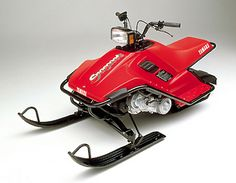 SV80_SnoScoot (1988) for Yamaha