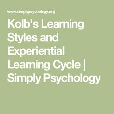 aproaches to learning theories of learning styles and learning strategies essay Tailoring teaching strategies to accommodate students' sensory learning  the  theory of learning styles is ubiquitous throughout educational systems,  either  an auditory or a visual approach to teaching reading (bateman, 1967)   psychology and the real world: essays illustrating fundamental contributions to  society.