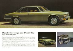 Daimler Sovereign  (1970s)