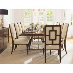 Lexington Furniture 458 880 01 Mirage Leigh Side Chair