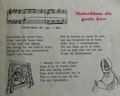 Sinterklaas 'illustratie'