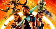 New Thor: Ragnarok IMAX Poster Is a Jaw-Dropping Stunner -- IMAX has released a new poster for Thor: Ragnarok that features all of the heroes and villains from Asgard and beyond. -- http://movieweb.com/thor-3-ragnarok-imax-poster/