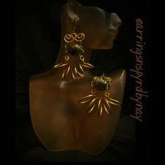 Handcrafted Accessories  Available online @ http://nspyrdboutique.storenvy.com/ or @ 784 Cascade ave Atlanta.