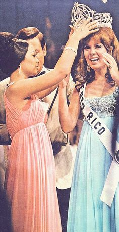 Marisol Malaret Contreras (born October 13, 1949 in Utuado) is a Puerto Rican entrepreneur, former talk show host, model, and beauty pageant titleholder. She was the very first Puerto Rican woman to be crowned Miss Universe. Miss Universe 1970