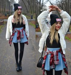 the shirt wrap waist outfits - Google Search