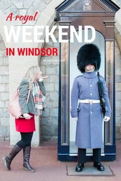 Go straight to the heart of Windsor's royal treasures with my Weekend in Windsor itinerary. Discover where to get the best gin, afternoon tea and what you MUST see. Click now to read.