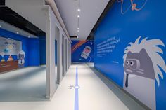 Children Education Center by Taipei Base Design Center, Pudong / Shanghai – China Education Center, Kids Education, Visual Merchandising, Kindergarten Design, Hospital Design, Retail Store Design, Branding, Learning Centers, Early Learning
