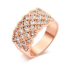 Bold Promise Ring – Florence Scovel