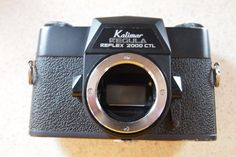 KALIMAR REGULA REFLEX 2000 CAMERA