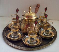 Turkish Tea Set for special occasions