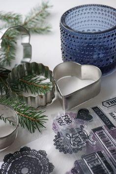 soodataikina joulukuusen koriste Fimo Clay, Christmas Inspiration, Soap, Plates, Tableware, Diy, Licence Plates, Do It Yourself, Plate