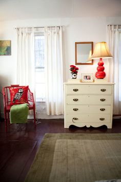 eclectic bedroom by Tess Fine