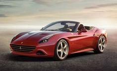 2015 Ferrari California T Debuts With Twin-Turbo V-8, F12berlinetta Styling