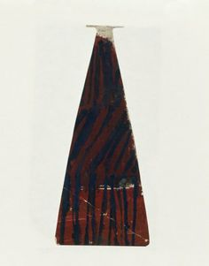 Drawing of glass vase, 1959