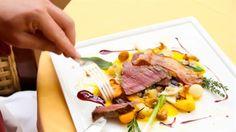 Kulinarische Reise durch Bad Kleinkirchheim - www.kirchleitn.com Beef, Food, Voyage, Food And Drinks, Meat, Essen, Meals, Yemek, Eten